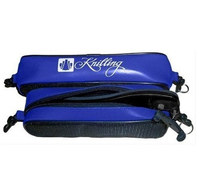 Knilling Shoulder Rest Pouch-Blue KNSPVS