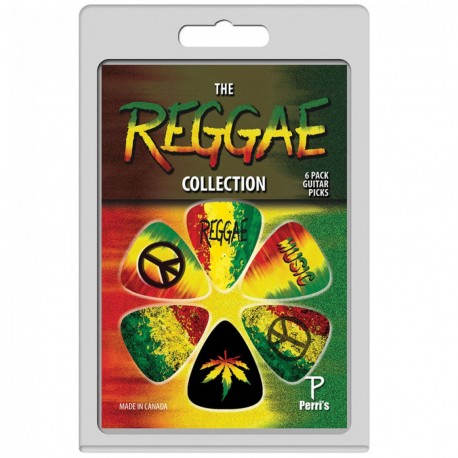 Perri's The Reggae Collection Pick Pack LP-PP03