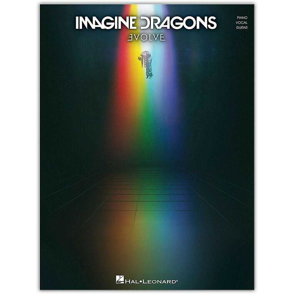 Imagine Dragons Evolve Piano/Vocal/Guitar