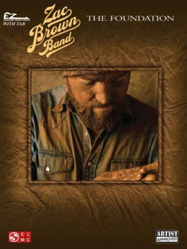Zac Brown Band The Foundation Easy Guitar with Tab