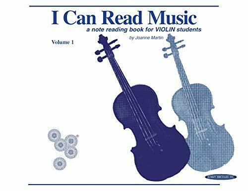 I Can Read Music, Violin, Vol. 1