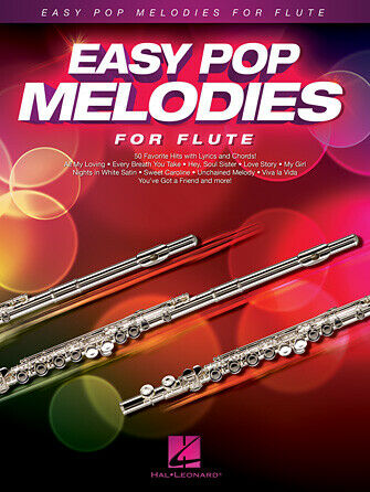 Easy Pop Melodies Flute