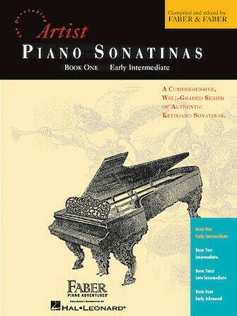 Faber Piano Adventures Sonatinas Book 1