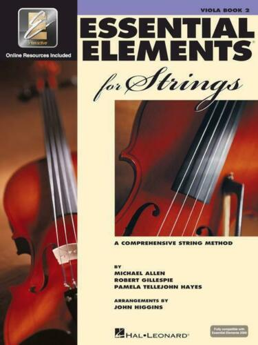 Essential Elements for Strings Viola Book 2