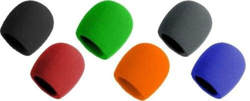 Hamilton Stagepro Foam Mic Windscreen Green KBC10M-GN