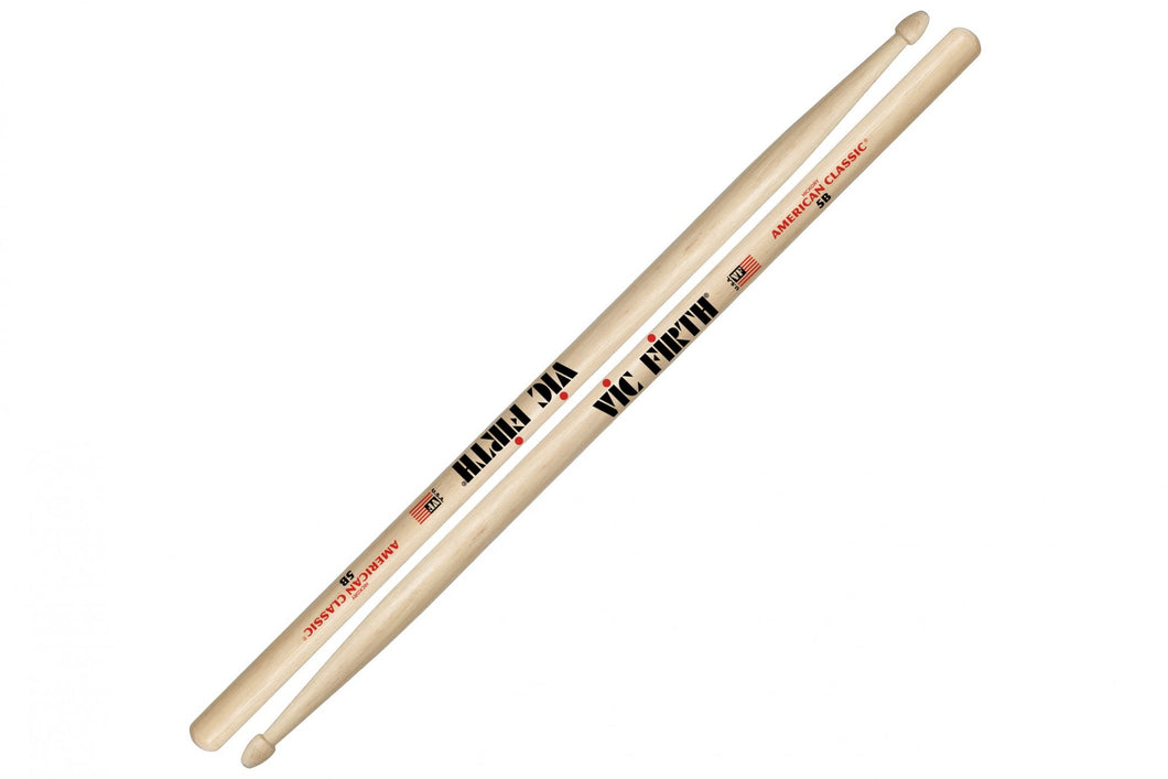 Vic Firth 5B American Classic Drum Sticks