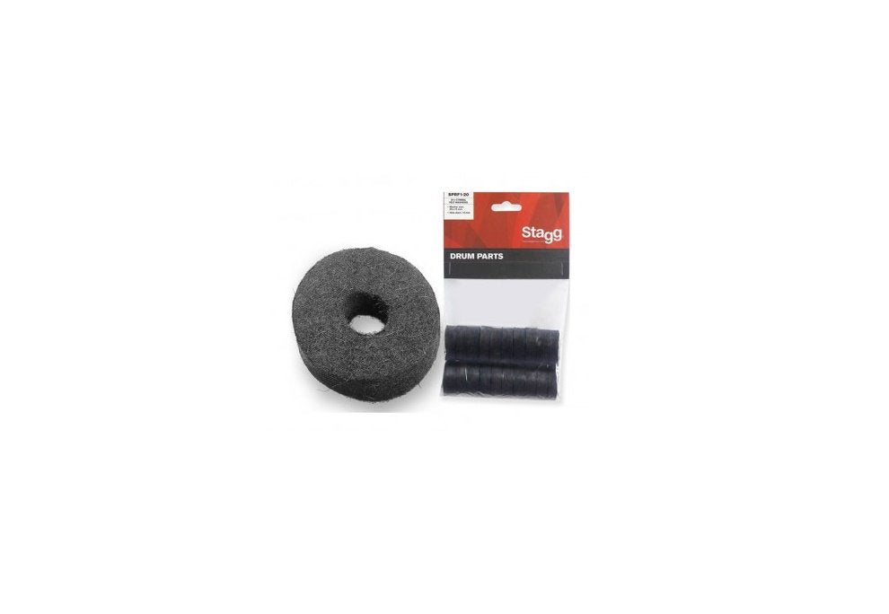 Stagg Cymbal Felt Washers SPRF1-20