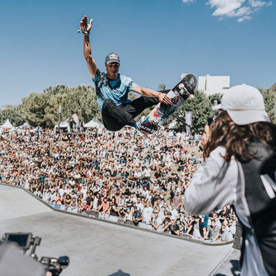 Top 15 Skaters de España 2019