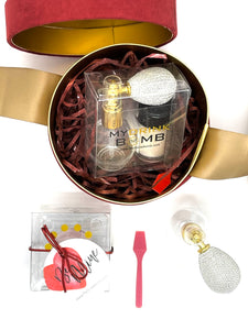 MyDrinkBomb® Limited Edition ROSE GOLD Drink Dust & Atomizer Kit