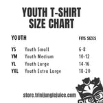Heritage - Trinidad and Tobago Youth T-Shirt (Black)
