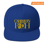 Caribbean Rich Snapback Hat - Trini Jungle Juice Store
