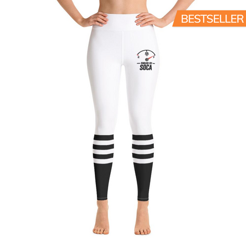 Fueled By Soca - Women's Yoga Leggings