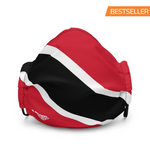 REPRESENT - Trinidad and Tobago Premium Face Mask - Trini Jungle Juice Store