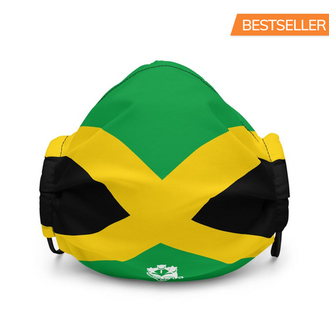 REPRESENT - Jamaica Premium Face Mask - Trini Jungle Juice Store