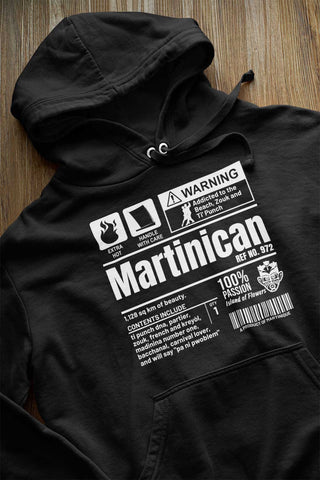 A Product of Martinique - Martinican Unisex Premium Hoodie
