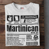 A Product of Martinique - Martinican Unisex T-Shirt