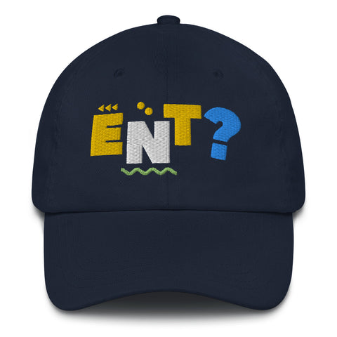 Caribbean Sayings - Ent? Dad Hat