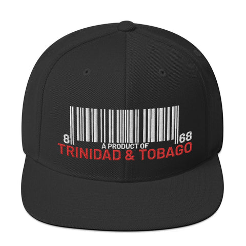 A Product of Trinidad and Tobago Snapback Hat - Trini Jungle Juice Store