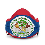 REPRESENT - Belize Premium Face Mask - Trini Jungle Juice Store