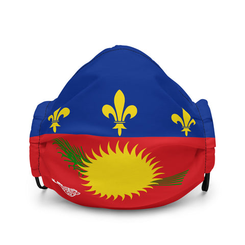 REPRESENT - Guadeloupe Premium Face Mask - Trini Jungle Juice Store