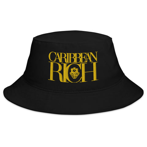 Caribbean Rich - Bucket Hat - Trini Jungle Juice Store