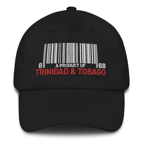 A Product of Trinidad and Tobago Dad Hat - Trini Jungle Juice Store
