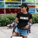 Caribbean Sayings - Papa Yo! Unisex T-Shirt