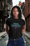Caribbean Sayings - Ting Cancel Unisex T-Shirt