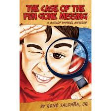 The Case of the Pen Gone Missing / El case de la plum perdida