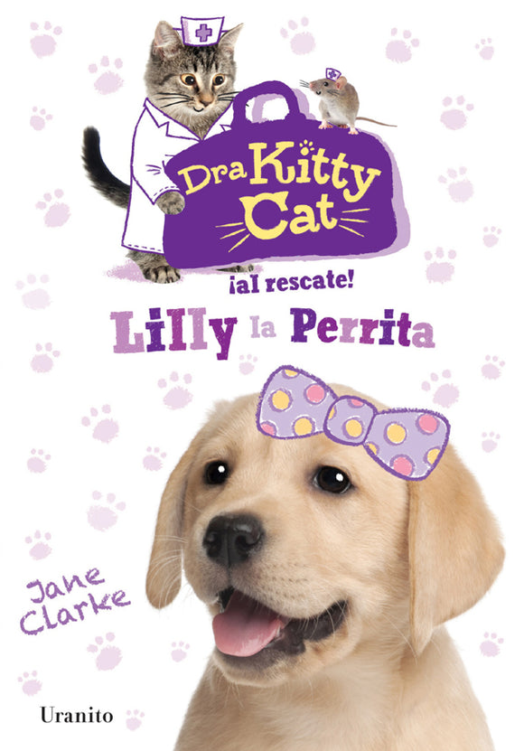 Doctora Kitty Cat ¡al rescate! Lilly la perrita