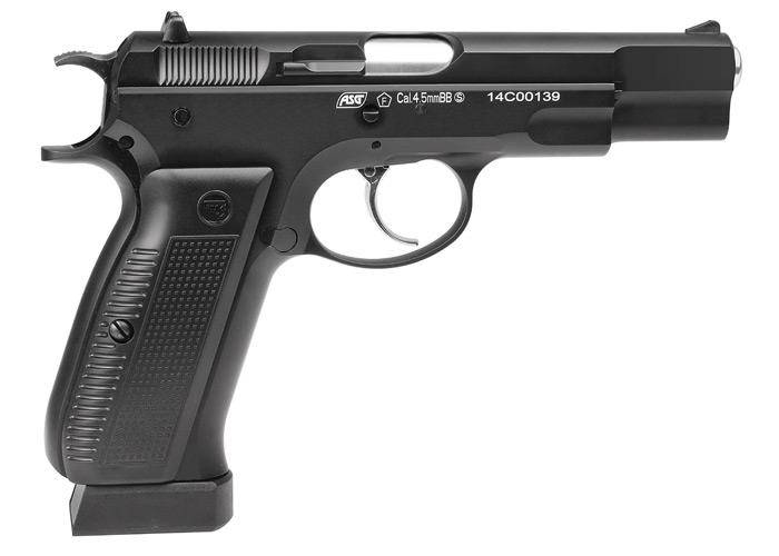 CZ 75 CO2 BB Pistol - Mile High AirGuns