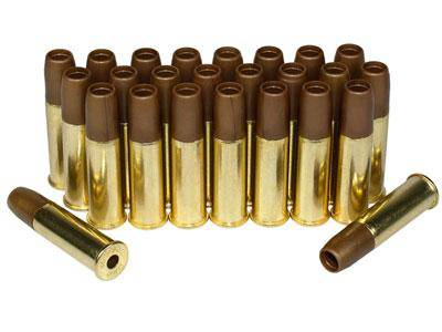 Dan Wesson ASG 6mm Airsoft Revolver Shells, 25ct - Mile High AirGuns