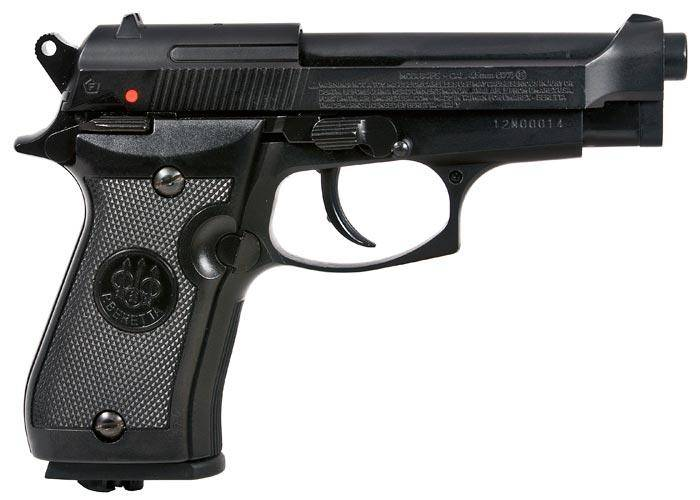 Beretta M84FS CO2 BB Pistol - Mile High AirGuns
