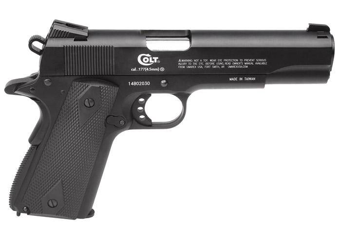Colt Commander CO2 Pistol - Mile High AirGuns