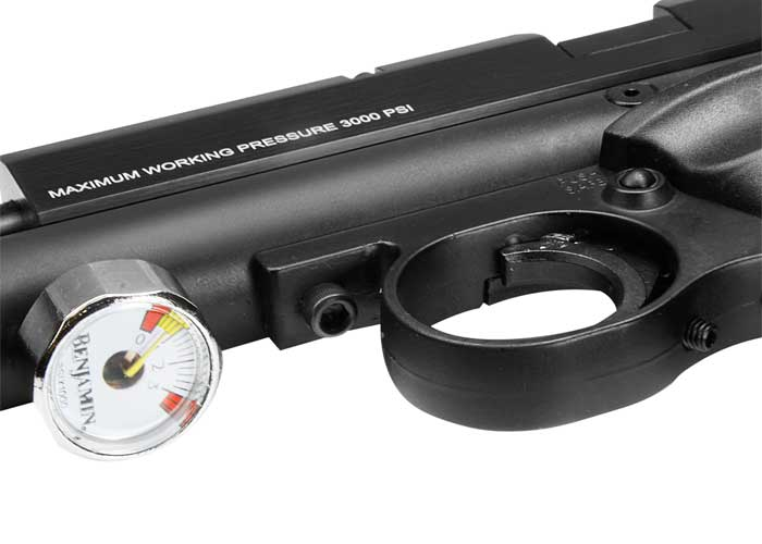 Crosman Silhouette PCP Air Pistol - Mile High AirGuns