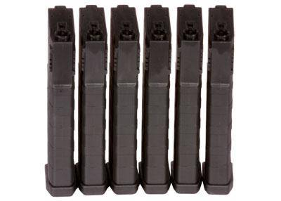 KWA K120 Polymer Airsoft Rifle Magazine, 6ct - Mile High AirGuns