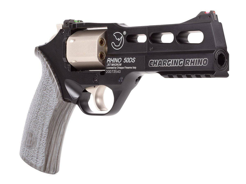 Chiappa Charging Rhino 50DS .177 CO2 BB Revolver - Mile High AirGuns