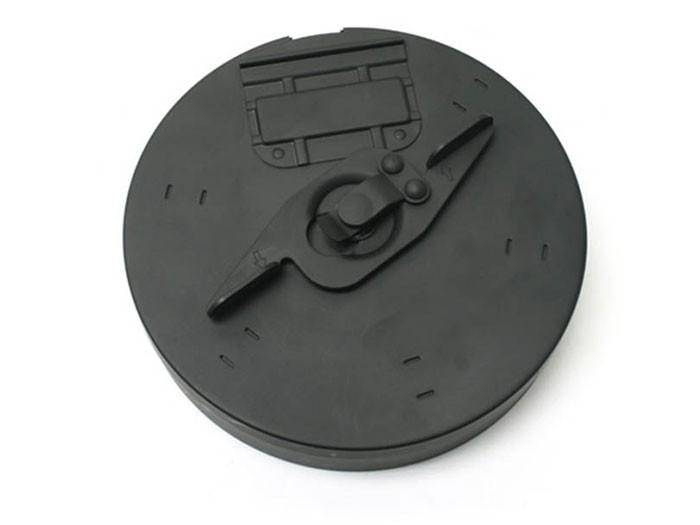 Cybergun Thompson Chicago AEG Drum Mag, 450 rds - Mile High AirGuns