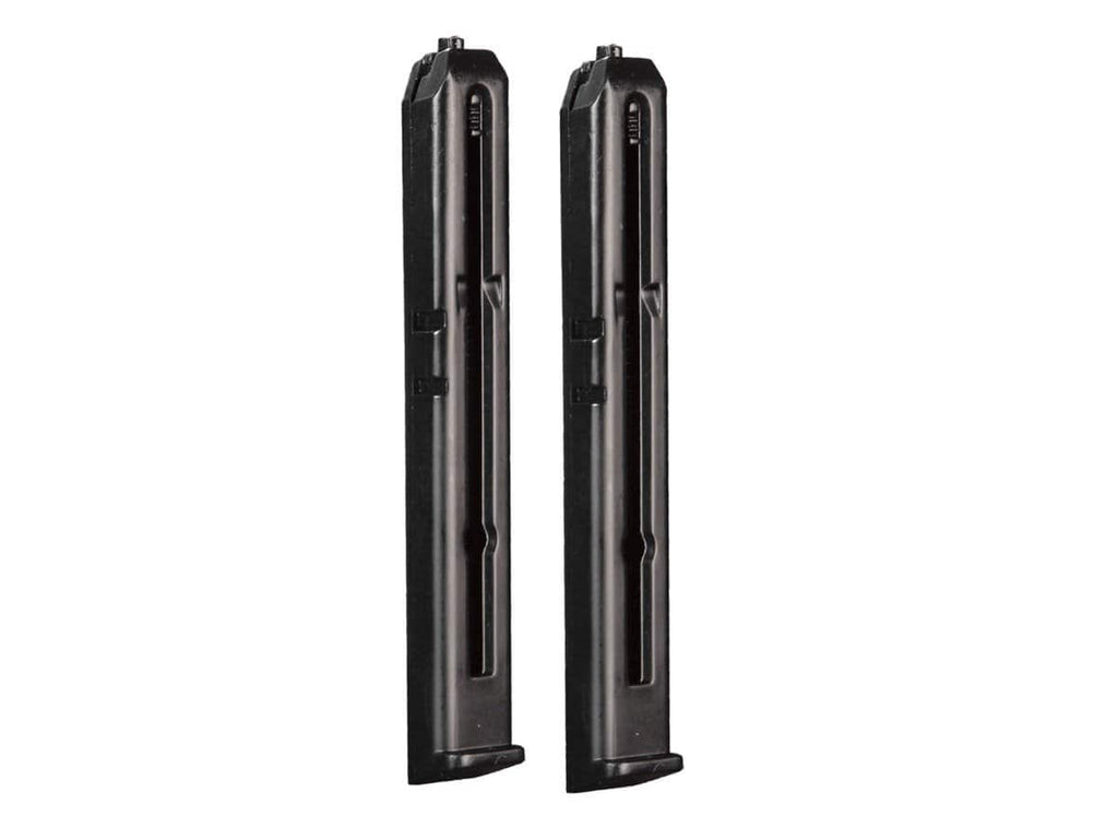 Crosman Airsoft Pistol C11 Magazines, 15 Rds, 2ct - Mile High AirGuns