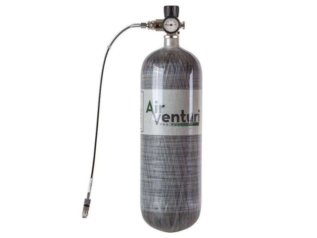 Air Venturi Carbon Fiber Tank, 4500 PSI, 74 Cu Ft - Mile High AirGuns