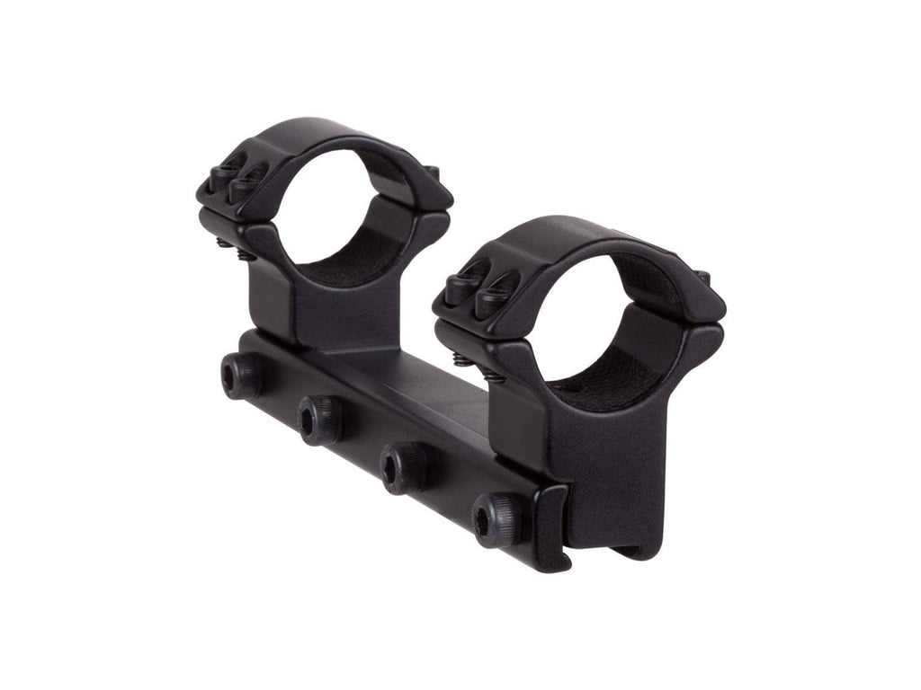"Hawke Match Mount 1-Pc Mount 1"" Rings, High, 11mm Dovetail - Mile High AirGuns"