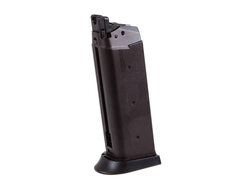 KWA ATP Compact GBB Airsoft Pistol Metal Magazine, 19 Rds - Mile High AirGuns