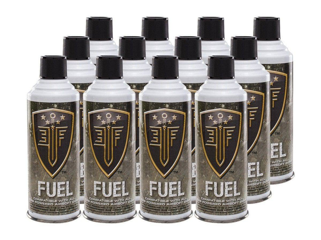 "Elite Force ""Fuel"" Green Gas, 8 oz., 12ct - Mile High AirGuns"