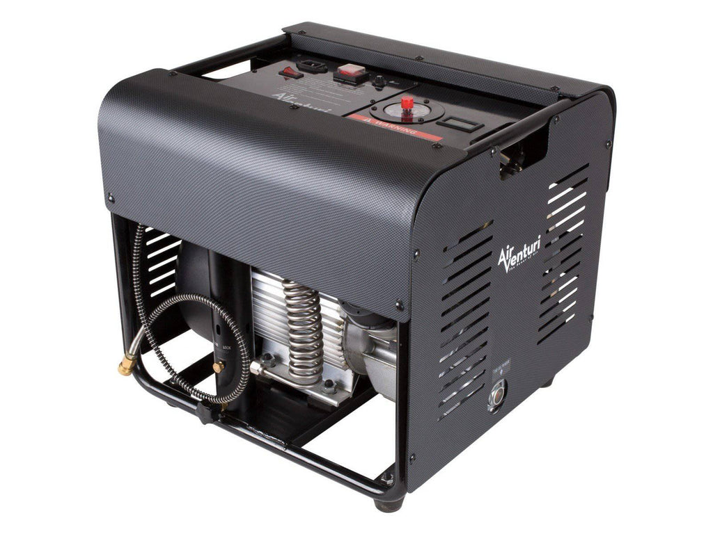 Air Venturi Air Compressor, Electric, 4500 PSI/310 Bar 220V Version - Mile High AirGuns