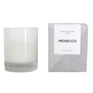 Boxed Scented Candle - Prosecco