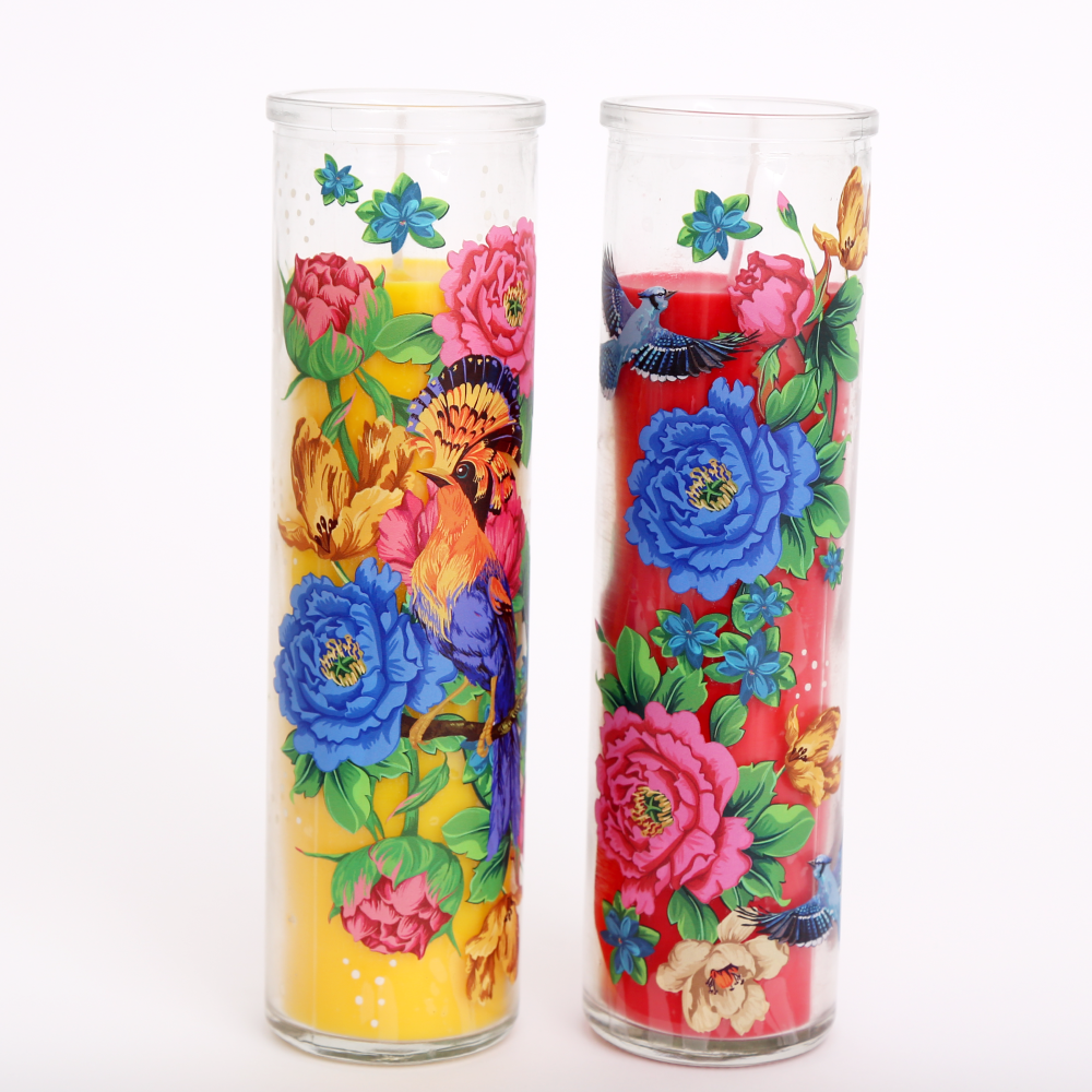 Mexican Prayer Candles