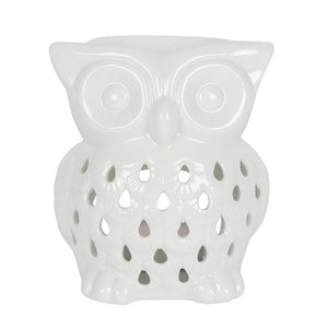 White Owl Burner