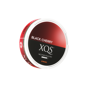 Black Cherry - XQS Nicotine Pouches