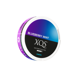 Blueberry Mint - XQS Nicotine Pouches