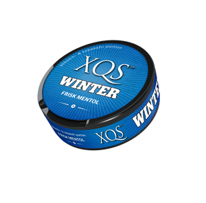 XQS Winter - Nikotinfri